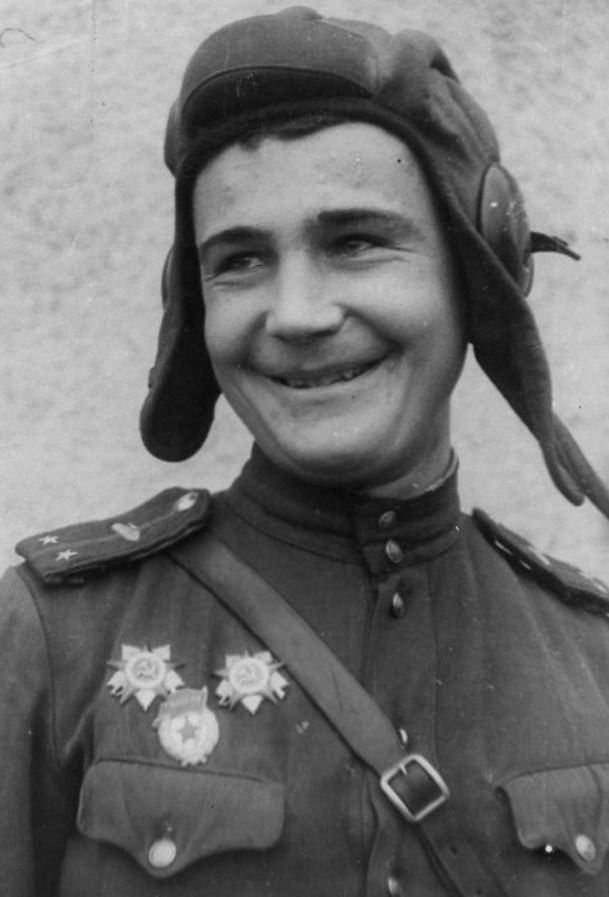 Веремей Иван Николаевич – Герой Советского Союза